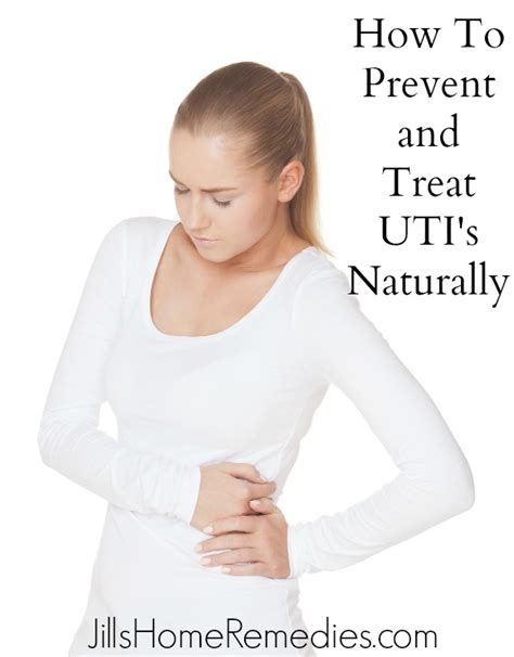 how to prevent and treat uti s naturally s home