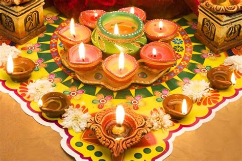 decoration of diwali in home home x garden