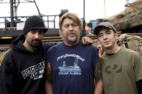 george sink worth outpouring of affection for deadliest catch captain phil