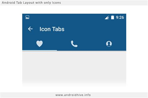 xamarin android tab layout tabbed page with icon xamarin forums