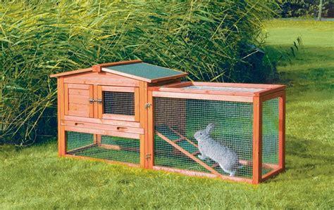 Trixie Rabbit Hutches Trixie Pet Products Rabbit Hutch W Outdoor Run X Small
