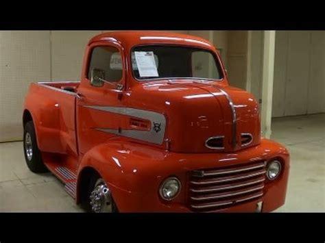 custom 1948 ford coe pick up youtube