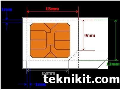 membuat sim di wonogiri blog kang dana cara memotong dan membuat micro sim card