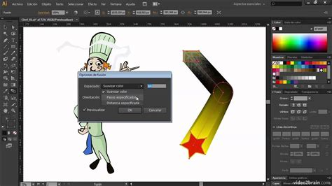 tutorial adobe illustrator cs6 español herramientas de illustrator cs6 fusi 243 n youtube