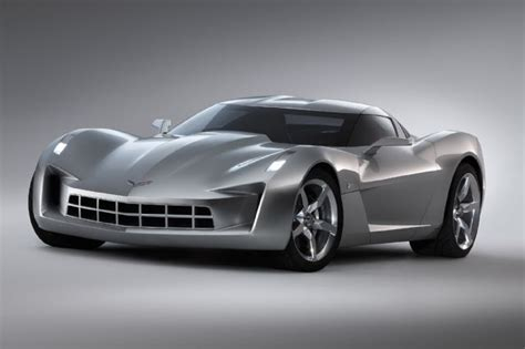 future corvette stingray 2009 corvette stingray concept