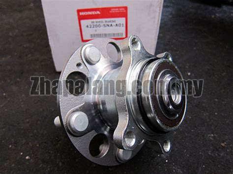 Bearing Honda Civic Fd original rear wheel bearing hub assembly for honda civic fd zhapalang e autoparts