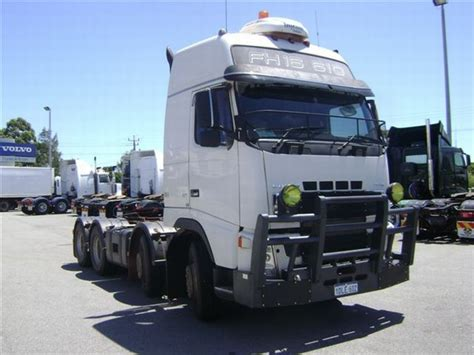 volvo truck prices in australia used volvo fh16 tractor units year 2005 price 117 132