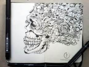 awesome pen doodles a incr 237 vel doodle de kerby rosanes