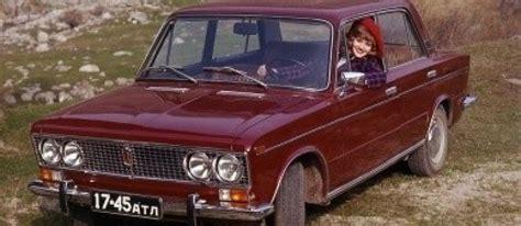 lada classica vestige de l industrie automobile sovi 233 tique la lada 2107
