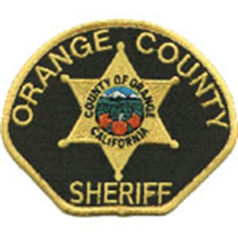 Orange County Sheriffs Office by Orange County Sheriff S Department California Fallen