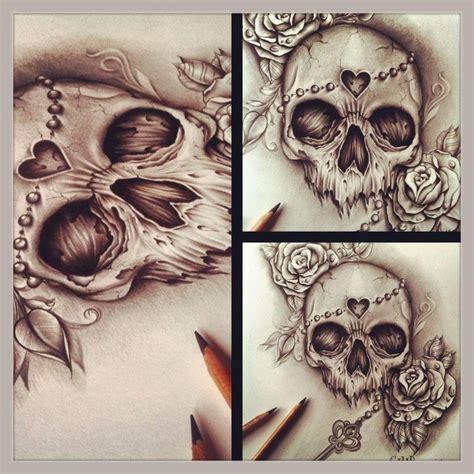 cool skull tattoo designs cool skull ink designs by edward miller tattoos