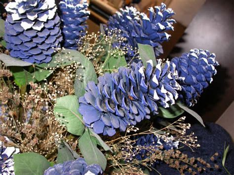 how to make pine cone flowers flower power pinterest connect 8 kimnovak me