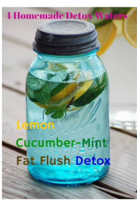 How Much Does A Detox Drink Cost by 4 Detox Water Recipes To Help You Shed Pounds And