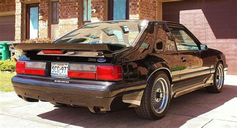 1987 mustang saleen 1987 hatchback 87 0045 offered on ebay saleen owners