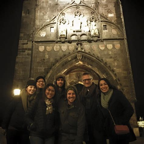 Chapman Mba Tuition by Chapman Students Visit Prague To Study Social Media