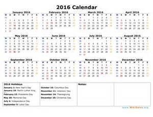 calendar template 2016 2016 calendar wikidates org