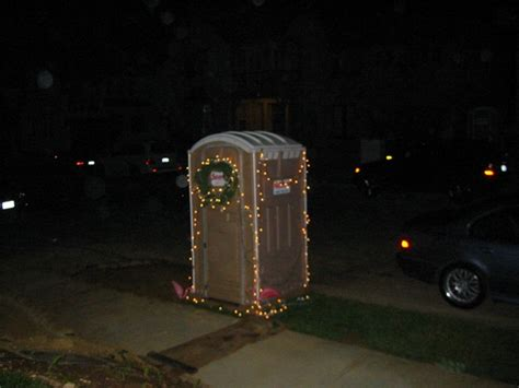 how to find a bad christmas light tips for decorating your porta potty porta potty rental pros