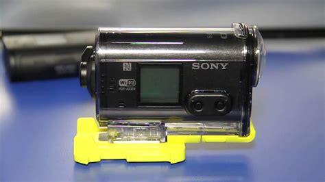 Sony As30v 2014 sony hdr as30v helmet k edge mounts and lcd