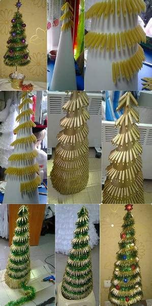 macaroni christmas tree learn how to make a macaroni tree gift ideas creative spotting
