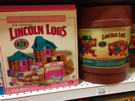 lincoln logs pink 1000 images about pointlessly gendered products on