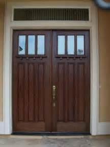 Wooden double front doors 171 wood doors