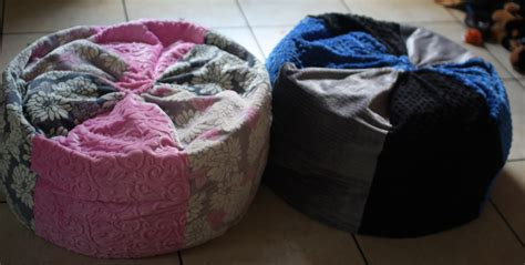 photo bean bag diy child size bean bag chair diy tutorial crafty gemini