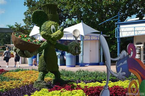 2014 epcot food and wine festival decor photo 4 of 9