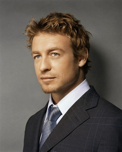 simon s simon baker hairstyles men hair styles collection