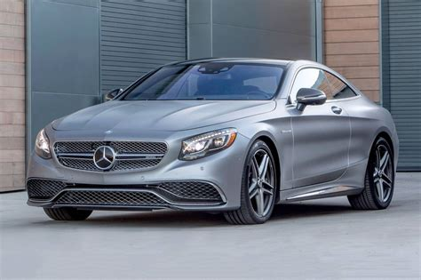 mercedes s class coupe amg 2016 mercedes s class coupe pricing for sale edmunds