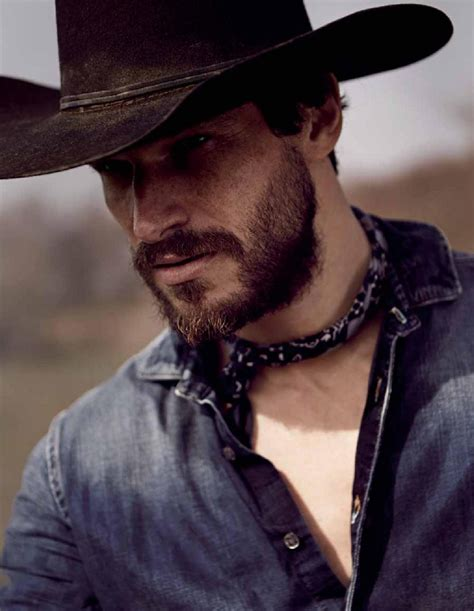 country beard styles gavin jones cristiano basso play cowboys for harrods