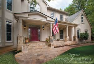 Screen Curtains Stylish Front Porch Designs