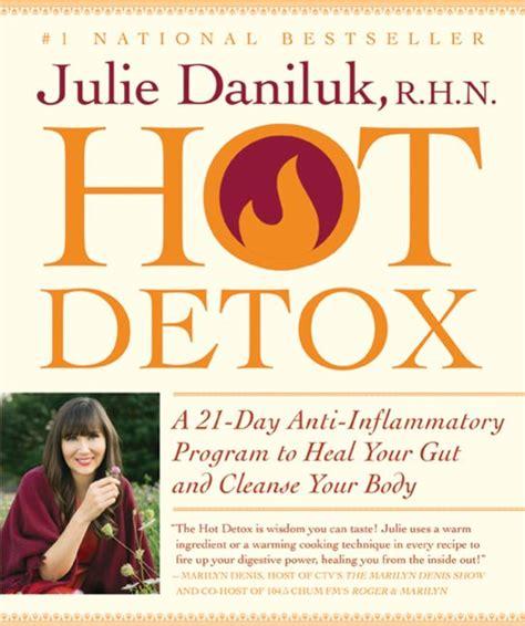Detox Power Book by Detox Julie Daniluk Paperback