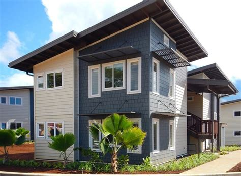 Eah Housing Kolopua Leed Certified Eah Housing