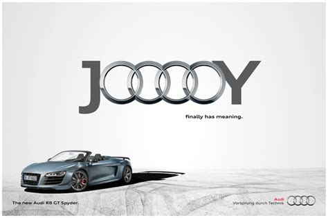 Audi R8 Werbung by Audi R8 Jooooy Advertising