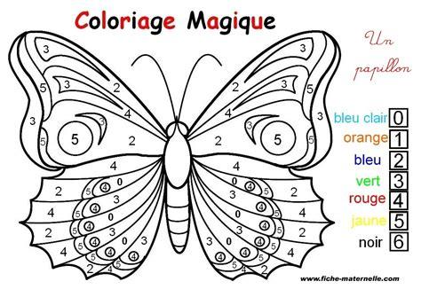 Coloriage Num 233 Rot 233 Maternelle Coloriage Download Coloriage Magique Poisson L