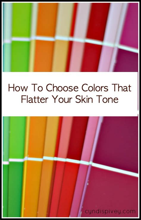 How To Choose Colors That Will Flatter Your Eyes | how to choose colors that flatter your skin tone grace