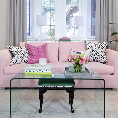 Pink Sofa Living Room Pink Sofa Living Room Pink Delight Beautify Your Living Room By Adding A Sofa Thesofa