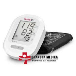 Family Dr Tensi Digital 3124 jual tensi digital family dr td 3124 tensimeter digital