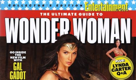 libro entertainment weekly the ultimate wonder woman lynda carter experiencethewonder com