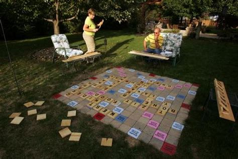 backyard scrabble 15 diy ideas to create a heavenly backyard
