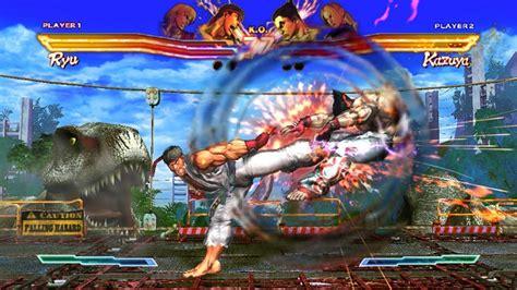 fighter x tekken screenshots geforce fighter x tekken complete pack multi11 elamigos ova