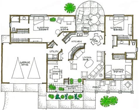 passive solar house plans by lohzat on deviantart house plans and design architectural house plans passive