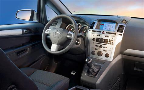 opel zafira interior rent a opel zafira automatic 1 8 autotrust