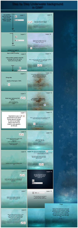 tutorial software gimp underwater tutorial gimp by frostbo on deviantart