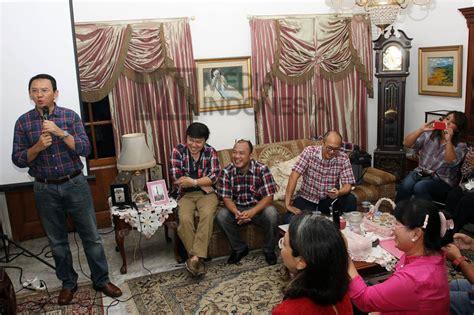 ahok trisakti ahok temu kangen dengan alumni hiburan metrotvnews com