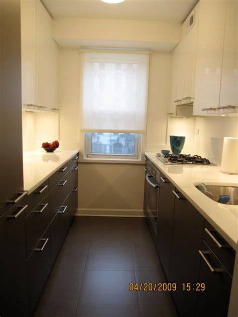 New York Apartment Kitchen Renovation New York City Apartment After Renovation Contemporary