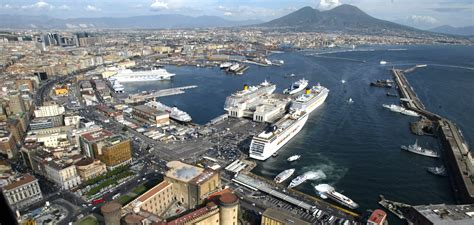 terminal porto napoli study completed for lng bunkering facility at of