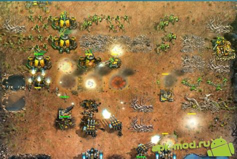 command and conquer android command and conquer tiberian alliances скачать apk на android взломанная версия mod 187 моды