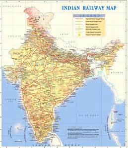 indian railway map trains pnr status