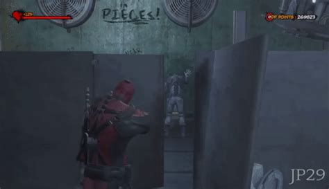 deadpool bathroom scene deadpool bathroom break scene find make share gfycat gifs
